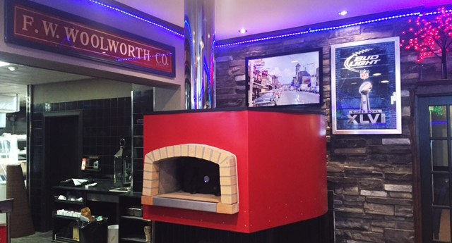 Professionale Commercial Pizza Oven in Canada