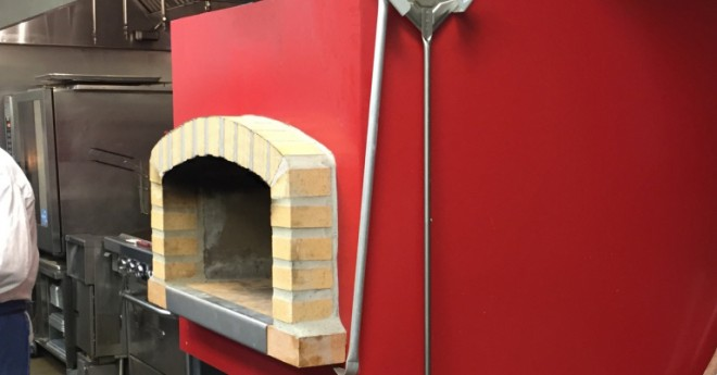 Professionale Commercial Pizza Oven - The Culinary Edge - Cropped
