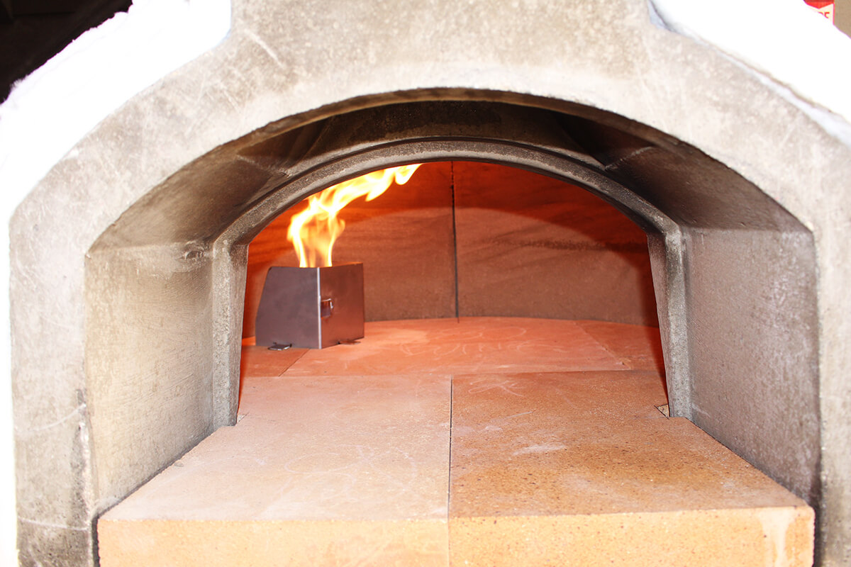 Home Gas Pizza Oven