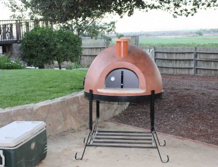 Primavera70 Outdoor Pizza Oven Talbot Vineyards Salinas CA