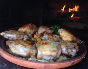 Chicken in oven (2)