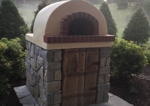 Toscana Dome Pizza Oven by Forno Bravo