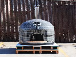 custom vesuvio home pizza oven