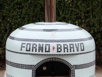 forno bravo pizza ovens, forno bravo, forno pizza, wood fired oven, commercial pizza ovens, custom tiled pizza oven, custom tiled pizza, pizza ovens for sale, vesuvio