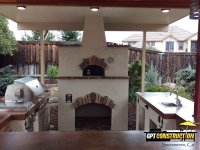 Casa Gas Pizza Oven by GPT Roseville CA 2