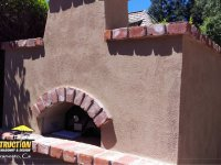 Casa100 Gas Pizza Oven Front Arch