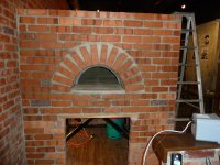 """Modena Commercial Pizza Oven by AFSE """"600 Degrees"""""""