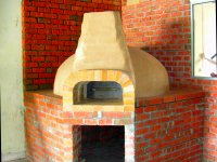 Pompeii DIY Brick Oven Ipoh Malaysia by AFSE