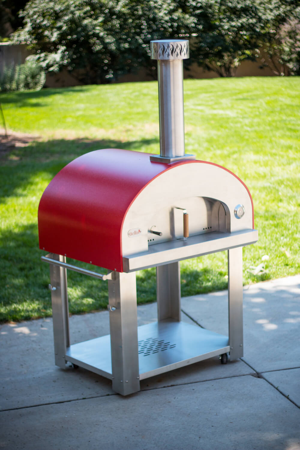 Grande36 Portable Wood Fired Pizza Oven