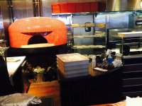 Napoli140 Commercial Pizza Oven Blast 825 Install