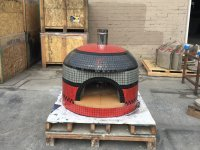 Napolino Outdoor Pizza Oven C