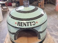 Napolino Outdoor Pizza Oven Rentto