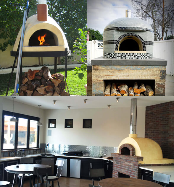 Assembled Pizza Oven Selection