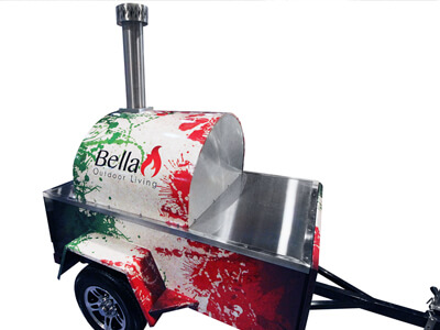 Bella Mobile Trailer