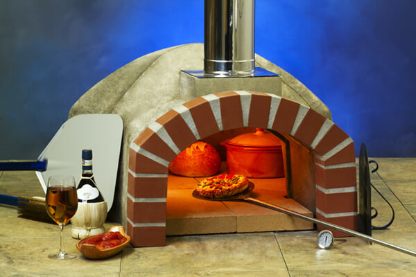 forno bravo residential pizza ovens assembled or kits