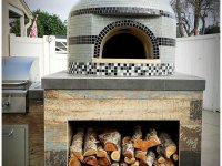 Foodness Gracious Napolino Outdoor Pizza Oven