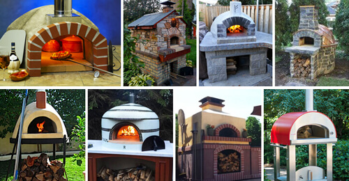 Forno Bravo Residential Pizza Ovens - embled or Kits on