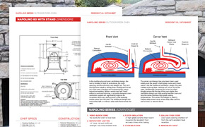 Drawings & Manuals Forno Bravo