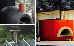 Pizza Oven Venting