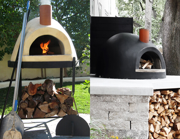 Primavera Countertop and Stand Pizza Oven