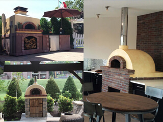 Toscana Countertop Gas Pizza Oven