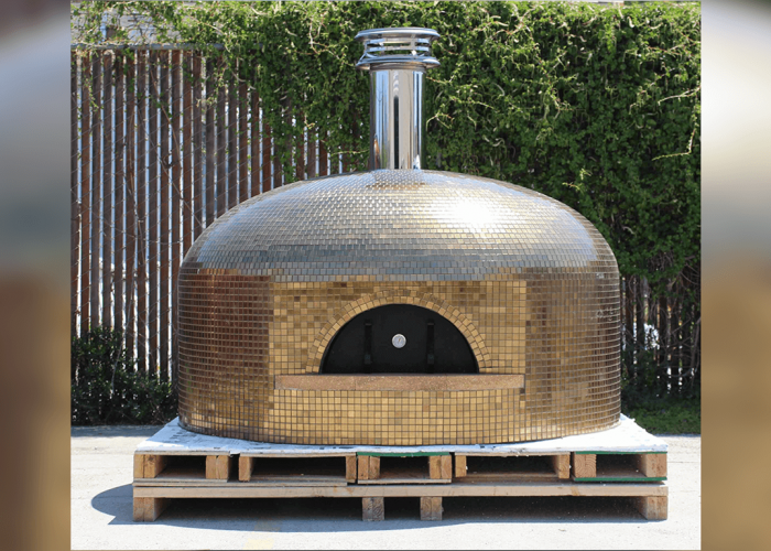 Napoli140-gold-tiled-commercial-pizza-oven