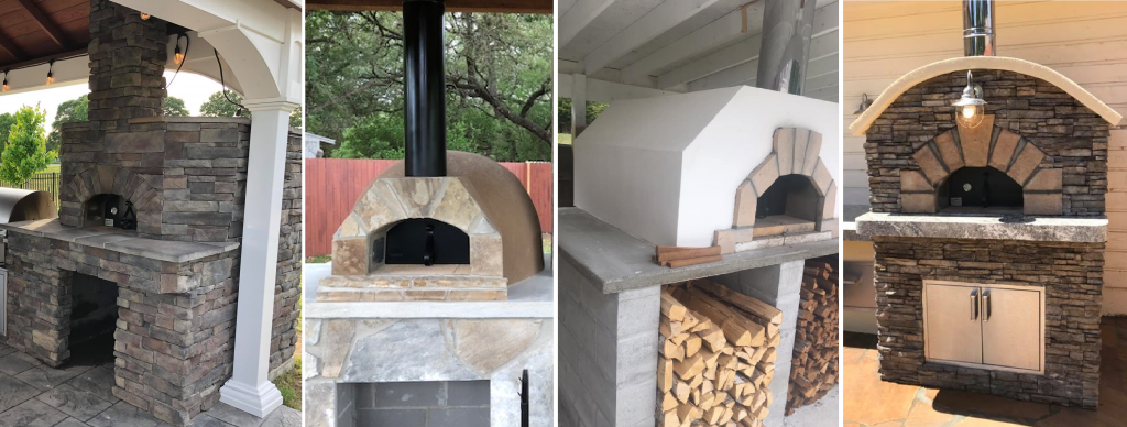 4 Pic of Casa Ovens
