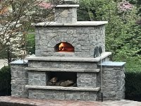 casa2g100, wood fired pizza oven, wood, fired, pizza, oven, woodfired, outdoor, outdoor kitchen, kitchen
