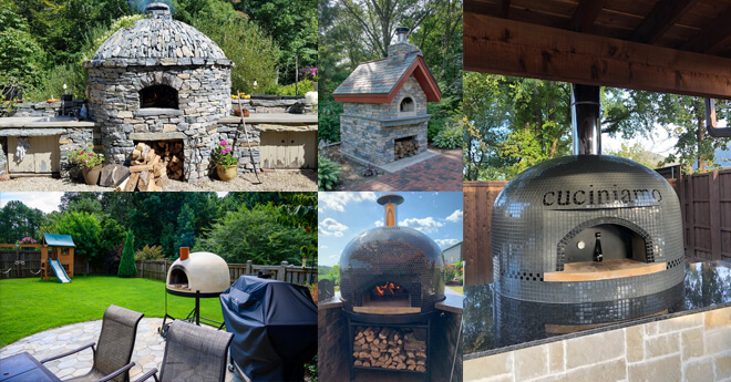 2019 Photo Review From Our Wood Fired Family Forno Bravo