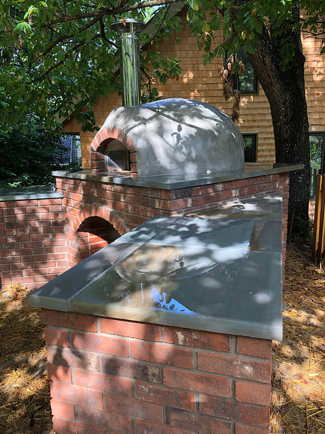 The Arch Asheville Nc Forno Bravo Authentic Wood Fired Ovens