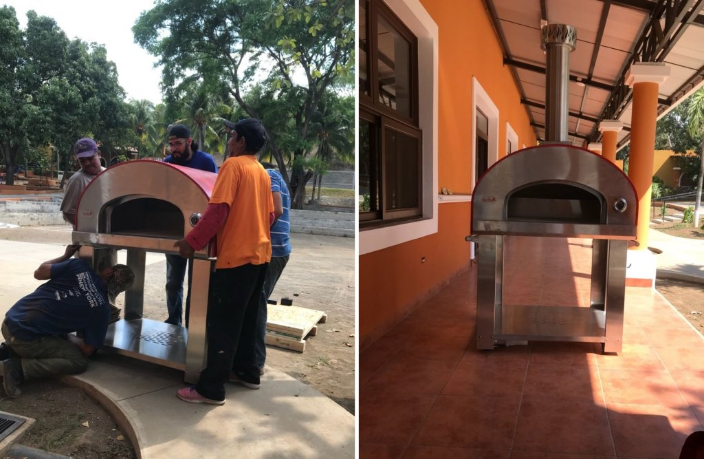 Bipic-Bella Pizza Oven