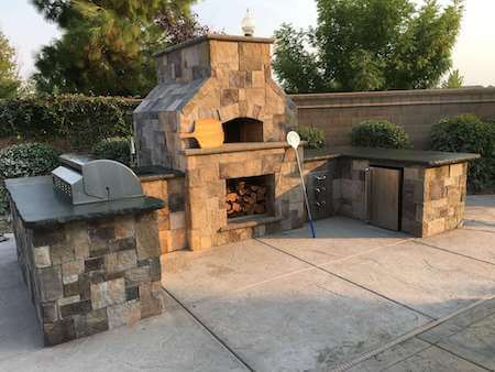 Diy Pizza Ovens Wood Burning Pizza Oven Kits Plans